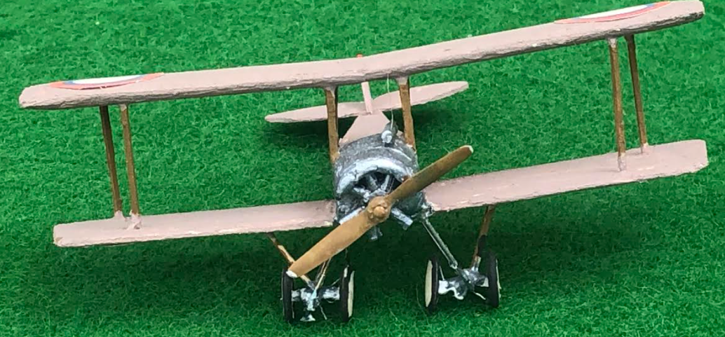 model of a SIKORSKY S-16 aircraft