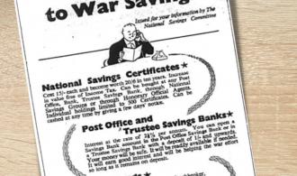 Guide to War Savings