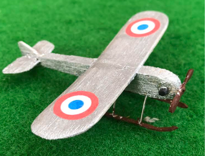 ROYAL AIRCRAFT FACTORY - Aerial Target scale model aircraft