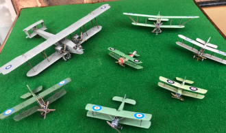 Aircraft Project – Week 2