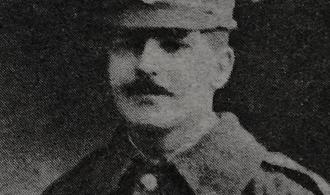 Private Harry Gordon Symonds