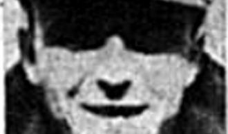 Corporal Arthur Bellringer missing in action during world war two